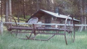 cabin at stonebraker