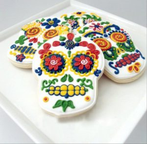 Sugar Skulls Katie Brown Home Workshop