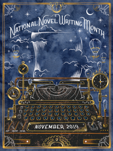 nanowrimo boise national novel writing month boise